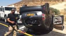 مقتل مستوطن واصابة 3 في اطلاق نار جنوب الخليل بالضفة الغربية