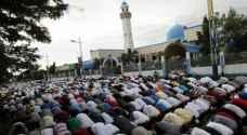 وزارة الاوقاف تحدد اماكن اقامة صلاة العيد .. تفاصيل