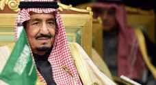 """الملك سلمان: عازمون على ضرب المتطرفين بـ""""يد من حديد"""""""