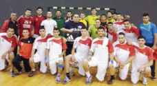 المنتخب الوطني لكرة اليد يفوز على ايفو الروماني