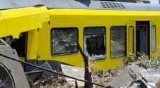 قتلى وعشرات الجرحى بحادث تصادم قطارين في إيطاليا