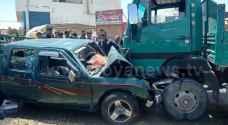5 وفيات و 15 إصابة بحادثين منفصلين .. صور وتفاصيل