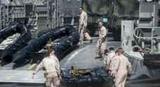 بالصور : مناورة سرية بين جيش الاحتلال والمارينز الامريكي بالنقب