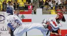 جبل عمان يظفر بلقب البومسي في بطولة العالم للتايكواندو