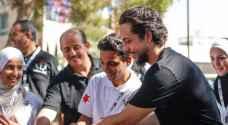 ولي العهد: تحمل المسؤولية وروح العمل الجماعي من قيم شباب أردننا