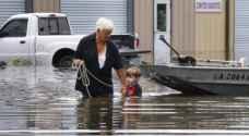 6 قتلى حصيلة فيضانات اجتاحت لويزيانا الأمريكية