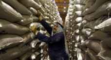 الأردن يطرح مناقصة لشراء 100 ألف طن من القمح