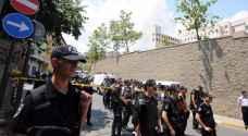 عمليات أمنية تستهدف داعش الارهابي في إسطنبول