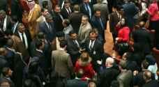 """""""عراك نسائي"""" في البرلمان العراقي"""