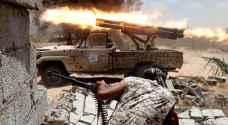 """ليبيا: قوات """"الوفاق"""" تتوغل في آخر معقلين لداعش في سرت"""