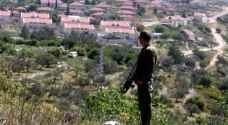 مستوطنون يتخوفون من أعمال بناء فلسطينية قرب نابلس