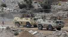 هجوم على حاجز أمني في شمال سيناء