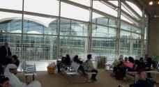 ضبط 20.400 مليون حبة لمستحضر تجميل في مطار الملكة علياء