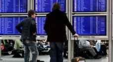 مطار فرانكفورت يستأنف العمل بعد إجلاء جزئي