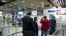 ارتفاع عدد مسافري مطار الملكة علياء الدولي  6.2 %