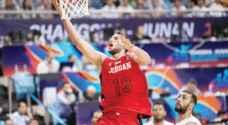 منتخب السلة ينهي معسكره بلقاء العراق