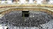 أكثر من مليون وربع المليون حاج يصلون إلى السعودية