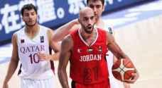 نشامى السلة يصلون إلى طهران