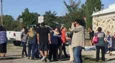 طالبة تطلق النار على زملائها في تكساس الأمريكية