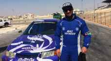 محمد تيسير الأول بسباق السرعة الرابع
