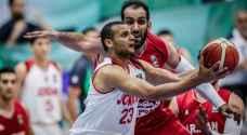 المنتخب الوطني لكرة السلة يفشل في تجاوز ايران