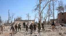 الجيش السوري يعلن انتهاء الهدنة