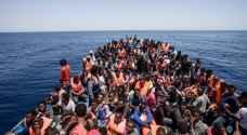 أكثر من 300 ألف لاجئ عبروا المتوسط إلى أوروبا هذا العام
