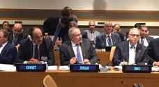 وزير الخارجية يشارك باجتماعين دولي وعربي في نيويورك