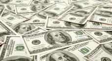 ارتفاع الدولار عند أعلى سعر في 4 اسابيع مقابل الين