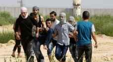 استشهاد طفل برصاص الاحتلال شرق خانيونس