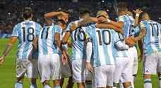 أسماء جديدة في قائمة الأرجنتين لمواجهتي البرازيل وكولومبيا