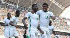 الجزائر تسقط في نيجيريا بثلاثية