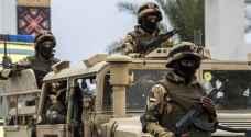 مصر: مقتل جندي وإصابة آخرين في هجومين منفصلين بشمال سيناء