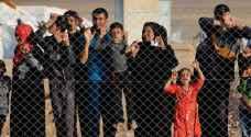 عشرات آلاف الفارِّين من الموصل يعيشون أياماً قاسية