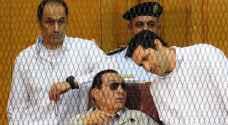 إخلاء سبيل نجلي مبارك في قضية فساد القصور الرئاسية