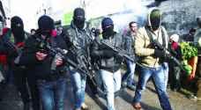 مقتل فلسطينية وإصابة 3 رجال أمن باشتباكات مسلحة في نابلس