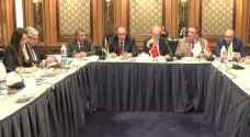 الاجتماع الثامن عشر لمجموعة الشرق الأوسط للاتحاد الدولي للسكك الحديدية
