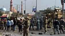 قتلى وجرحى في انفجار قوي بمسجد في كابول