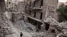 100 غارة جوية على حلب.. والجيش يستعيد منطقتين