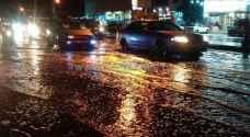 فيديو وصور.. تساقط الأمطار على المملكة