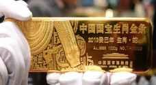 الذهب يهوي بعد أكبر خسارة شهرية في 3 سنوات