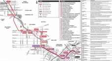 بلاغ 'دولي' عن تهديد ضد شبكة قطارات في لوس أنجلوس