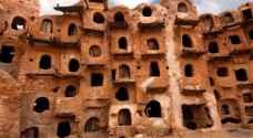 نالوت القديمة... مدينة الأشباح والعلماء