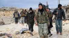 معركة حلب شارفت على النهاية