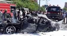 قتلى وجرحى في تفجير وسط دمشق