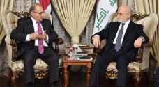 قريبًا: الملقي بالعراق وسفير أردني في بغداد