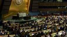 قرار أممي يؤكد سيادة الشعب الفلسطيني على موارده الطبيعية