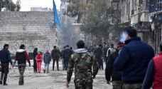 المعارضة السورية تنفي اتفاق وقف إطلاق النار بوادي بردى