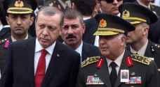 تقرير استخباراتي 'يكذّب' رواية أردوغان بشأن محاولة الانقلاب