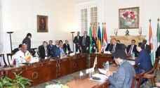 مصر تسعى للتوصل الى حل سياسي في ليبيا